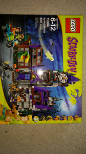 Scooby-Doo Mystery Mansion lego set 75904