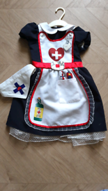 Girls fancy dress bundle 3-6yrs
