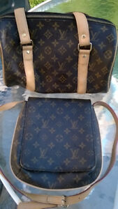LOUIS VUITTON REPLICA 2 BAGS, USED, BUT IN VERY GOOD CONDITION1