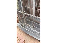 Parrot cage large suit African grey or larger