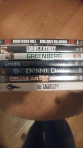 Drama/Thriller movies