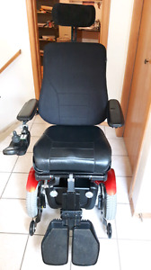 Permobile C300 electric chair