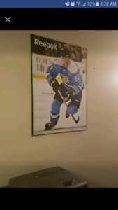 Sidney Crosby plaque picture