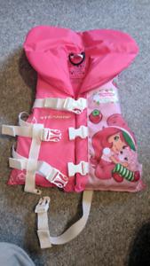 Childrens life vest