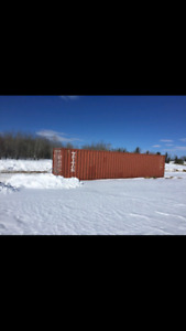Seacan storage minutes from Guelph 20x8