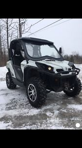 Commander 1000 xt limited 2013