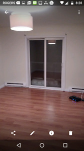 Clean quiet apartment available May 1