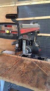 10 inch radial arm saw