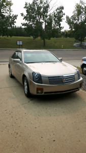06 Cadillac CTS LOW km!!!