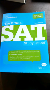 Official SAT Study Guide (2nd edition)