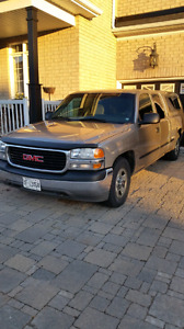 2001 GMC Sierra 1500 Extended Cab 6.7ft  box Low Km