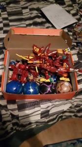 Bakugan and Accessories