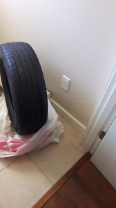 Kumho Tire Set $150