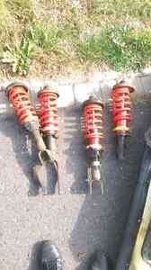 Spec-d coilover sleeves 1988-2000