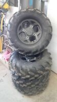 OEM Wheels and tires 2015 RZR 900