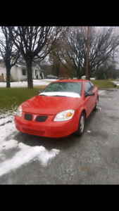 Pontiac G5 pursuit 2006 à vendre