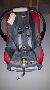Chicco Infant Car Seat.