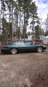1999 Lincoln Towncar
