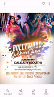 Bollywood Dance Lessons in Calgary (South)
