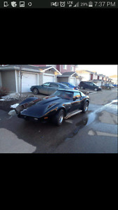 Selling my 1977 Corvette