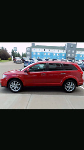 2016 dodge journey fully loaded AWD 7 seats