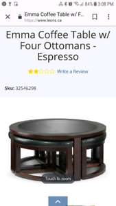 Selling the pictured end table