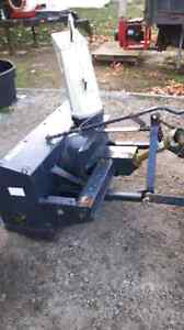 "60"" Allied  3 ptn Snow Blower London Ontario image 2"