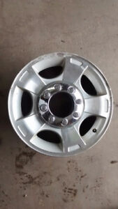 "4-FORD 17"" WHEELS F-250"