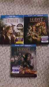 Hobbit trilogy blu-ray