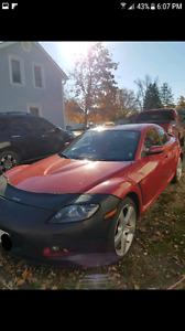 Mazda RX8 price drop