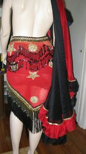 costume for belly dancing West Island Greater Montréal image 2