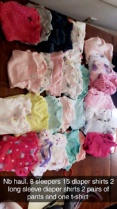 Nb to 3-6m lot