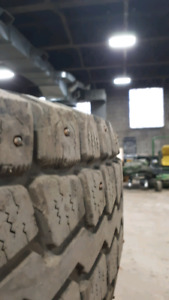 LT245/65R16 Studded winter tires