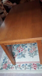 Red Maple Table