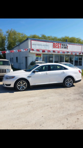 2013 Ford Taurus Limited All Wheel Drive