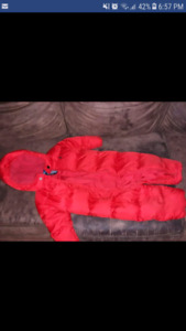 One Piece snowsuit 24 months