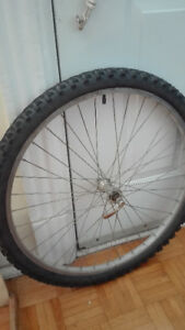 front wheel 26inch
