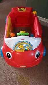 Fisher Price activity car  London Ontario image 1