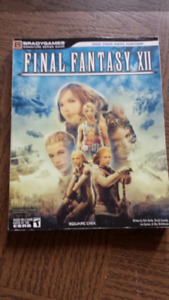 Final Fantasy XII & X-2 Strategy Guides