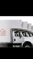 Moving and movers starting at 65$/h 613-261-6951