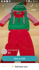 6-12 months elf