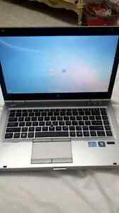 HP EliteBook 8460p with i7 Intel dual core 2.8ghz