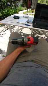 milwaukee fuel drill with hammer