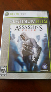 Assassin's Creed -- Platinum Hits Edition (Microsoft Xbox 360, 2
