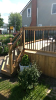 END OF SEASON SPECIALS! DECKS, FENCES & MUCH MORE!