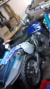2007 Yamaha yz450f reduced price $3300