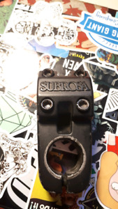 Subrosa top load stem and sproket