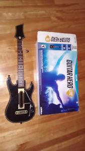 Guitar Hero - Wii U guitar
