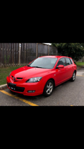2009 Mazda 3, One Owner, Low KMs,Very Good Condition, Certified