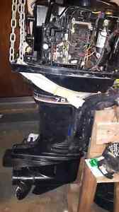 75hp 1987 merc outboard